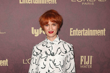 Breeda Wool FIJI Water At Entertainment Weekly Pre-Emmy Party