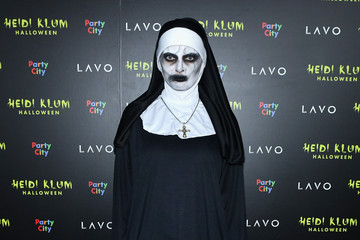 Bregje Heinen Heidi Klum's 19th Annual Halloween Party Presented By Party City And SVEDKA Vodka At LAVO New York - Arrivals