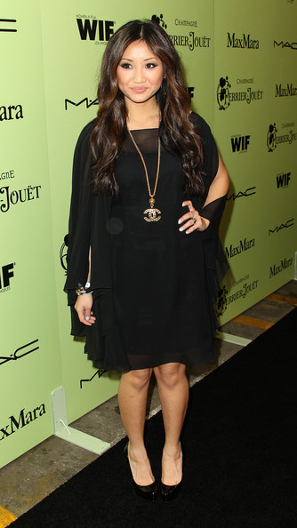 Brenda Song Brenda Song attends the Fourth Annual Women in Film Pre-Oscar Cocktail Party at the Soho House on February 25, 2011 in West Hollywood, California.
