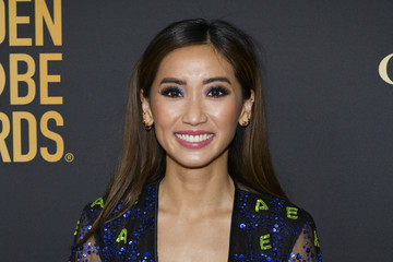 Brenda Song HFPA And THR Golden Globe Ambassador Party - Press Conference And Arrivals