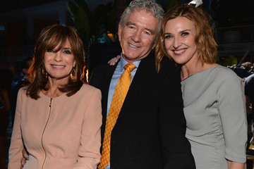 Brenda Strong Inside TNT's 25th Anniversary Party