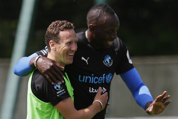 Brendan Cole Soccer Aid For UNICEF Media Access
