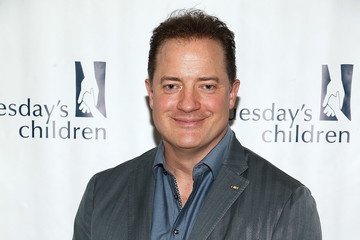 Brendan Fraser Tuesday's Children Roots of Resilience Gala 2016