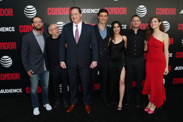 Brendan Fraser AT&T AUDIENCE Network Premiere Of 'Condor'