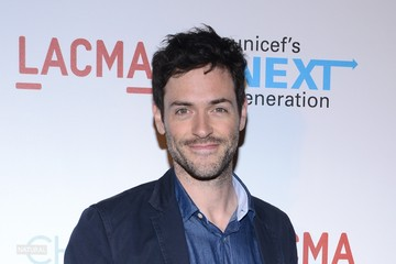 Brendan Hines UNICEF NextGen Los Angeles Launch