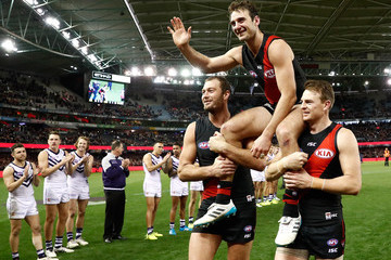 Brendon Goddard AFL Rd 23 - Essendon v Fremantle