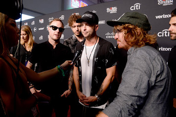 Brent Kutzle 2019 Global Citizen Festival: Power The Movement – Red Carpet And Backstage