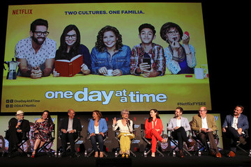 Brent Miller #NETFLIXFYSEE Event For 'One Day At A Time' - Panel