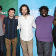 Brent Morin Arrivals at NBCUniversal's Summer Press Day