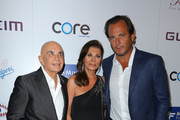 (l-R) Robert Saphiro, Linell Shapiro and Will Arnett attend The Brent Shapiro Foundation for Drug Prevention Summer Spectacular Gala at The Beverly Hilton Hotel on September 21, 2019 in Beverly Hills, California.