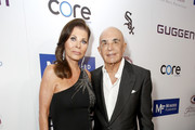 Linell Shapiro (L) and  Robert Shapiro attend Brent Shapiro Foundation Summer Spectacular 2019 at The Beverly Hilton Hotel on September 21, 2019 in Beverly Hills, California.