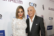 (L-R) Pia Toscano and Robert Shapiro attend Brent Shapiro Foundation Summer Spectacular 2019 at The Beverly Hilton Hotel on September 21, 2019 in Beverly Hills, California.