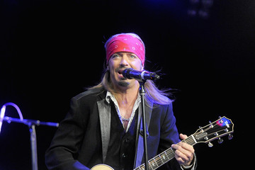 Bret Michaels Sing for Your Supper Campaign Launch