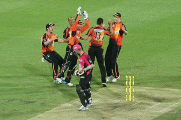 Brett Lee Big Bash League - Semi Final: Sixers v Scorchers