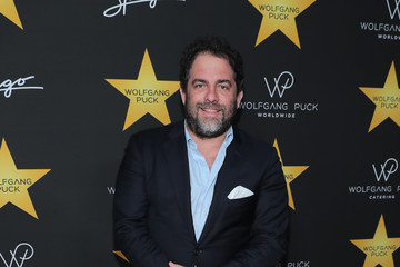 Brett Ratner Gelila Assefa Puck Hosts Celebration in Honor of Wolfgang Puck Receiving a Star on the Hollywood Walk of Fame - Arrivals