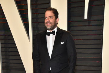 Brett Ratner 2017 Vanity Fair Oscar Party Hosted By Graydon Carter - Arrivals