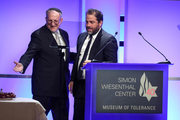The Simon Wiesenthal Center's 2017 National Tribute Dinner