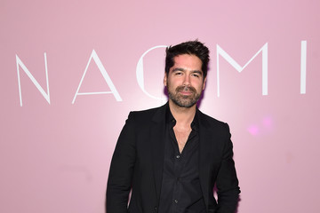 Brian Atwood Marc Jacobs & Benedikt Taschen Celebrate NAOMI at the Diamond Horseshoe