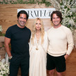 Brian Atwood Rachel Zoe Celebrates Launch Of Women Lifestyle Membership Curateur At Moby's East Hampton