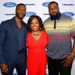 Brian Banks SiriusXM's Heart & Soul Channel Broadcasts From Essence Festival In New Orleans- Day 1