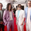 Brian Bell 61st Annual Grammy Awards - Red Carpet