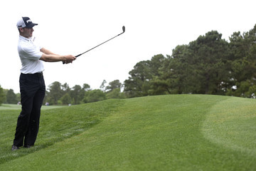 Brian Campbell Wells Fargo Championship - Round Two