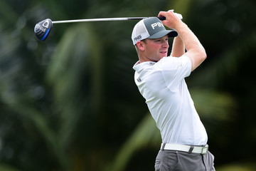 Brian Campbell Puerto Rico Open - Round Two
