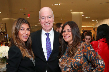 Brian Costello Nordstrom And ELLE Celebrate Perfect Pairs