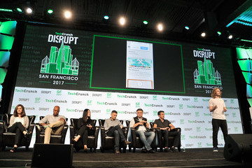Brian Cox TechCrunch Disrupt SF 2017 - Day 1