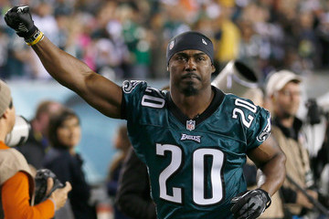 Brian Dawkins New York Giants v Philadelphia Eagles