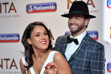 Brian Friedman Vicky Pattison National Television Awards - Winners Room