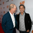 Brian Grazer 2019 Toronto International Film Festival - 'Once Were Brothers: Robbie Robertson And The Band' Premiere - Red Carpet