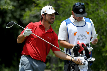 Brian Harmon AT&T Byron Nelson - Round Two