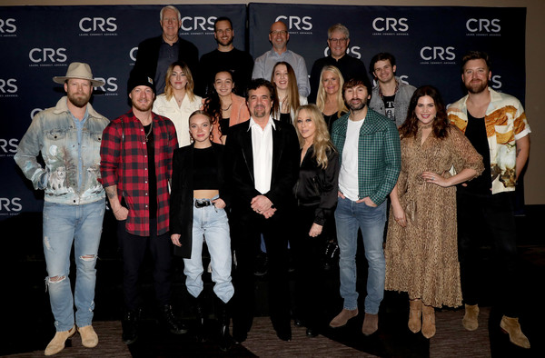Tim McGraw Announces Return to Big Machine Records [social group,event,team,premiere,tim mcgraw announces return,clay hunnicutt,george briner,jake basden,jimmy harnen,middle row l-r,l-r,back row l-r,big machine records,luncheon,public relations,fashion,social group,socialite,flooring,public,event,social]