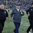 Brian Kelly Pittsburgh vs. Notre Dame