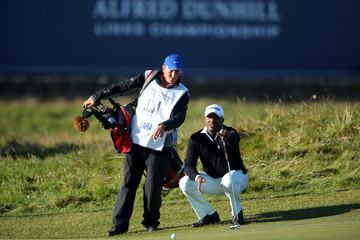 Brian Lara Alfred Dunhill Links Championship - Day Three