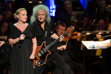 Brian May 'A Life in Song' Performance in London
