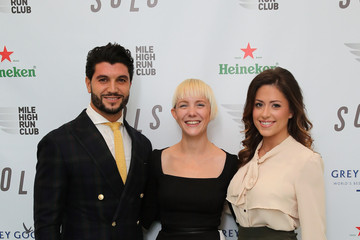 Brian Mazza Guests Attend a SOLS Event in NYC