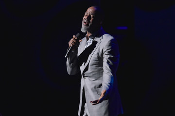 Brian McKnight Winter Gala at Lincoln Center - Inside
