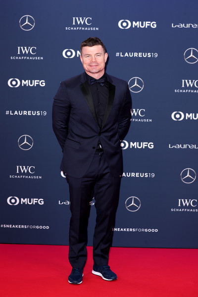 Red Carpet - 2019 Laureus World Sports Awards - Monaco