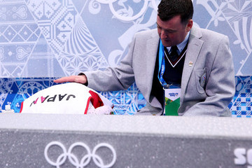 Brian Orser Winter Olympics: Figure Skating