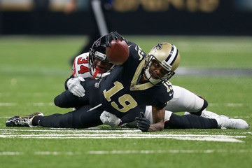 Brian Poole Atlanta Falcons v New Orleans Saints