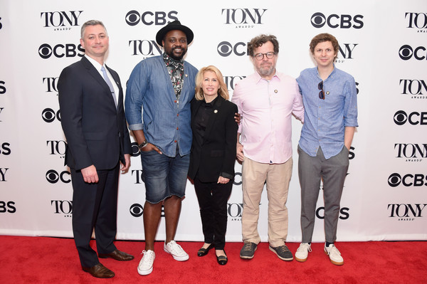 2018 Tony Awards Meet The Nominees Press Junket