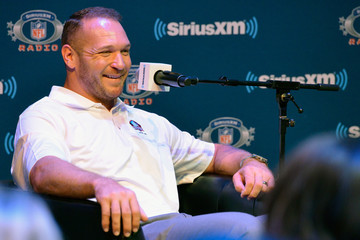 Brian Urlacher SiriusXM Presents A Town With Brian Urlacher, From Pro Football Hall Of Fame In Canton, OH, Hosted By Jim Miller