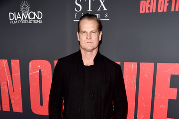 Brian Van Holt Premiere of STX Films' 'Den of Thieves' - Arrivals