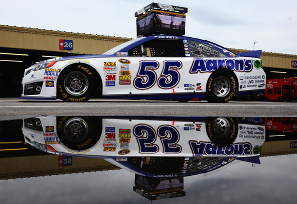 Brian Vickers Photos Photos New Hampshire Motor Speedway