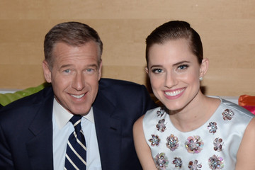 Brian Williams 'Girls' Season 3 Afterparty in NYC