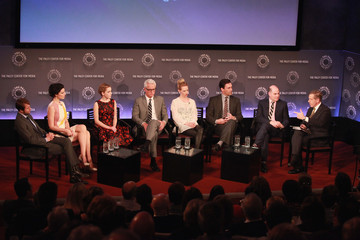 Brian Williams 'Mad Men' Cast Gathers in NYC