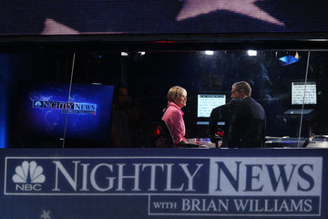 Brian Williams 2012 Republican National Convention: Day 3