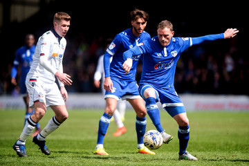 Brian Wilson Oldham Athletic v Bolton Wanderers - Sky Bet League One